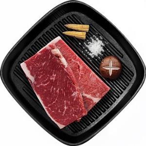 雪菲澳洲安格斯日式轻食牛排200g 22.95元