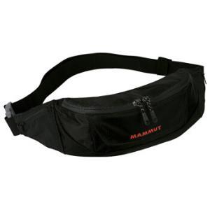 MAMMUT猛犸象腰包男女手机包时尚运动包防水跑步包腰包2520-00141黑色2升 134元