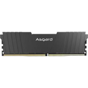 Asgard阿斯加特洛极51℃灰2666频率DDR4台式机内存8GB
