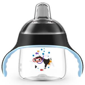 历史低价:AVENT新安怡SCF751/36企鹅学饮杯黑色200ml*3件+凑单品89.25元(合29.75元/件)