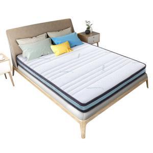 18日0点穗宝乳胶独立弹簧卷包压缩床垫席梦思软硬双人1.8米闪睡15c2294元包邮