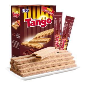 TANGO天章巧克力夹心威化饼干160g*5件 49.5元(合9.9元/件)