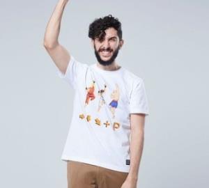 UNIQLO优衣库StreetFighter417272男女款印花T恤 79元