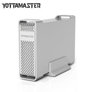 20日0点:YottaMasterD35-Pro3.5英寸USB3.0铝合金硬盘盒 198元包邮(需用券)