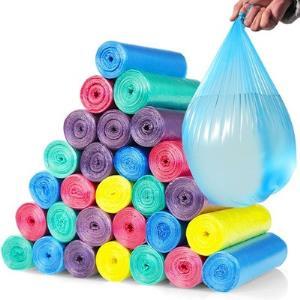 顺洁加厚垃圾袋平口5卷100只45*50cm颜色混搭4.8元(需用券)