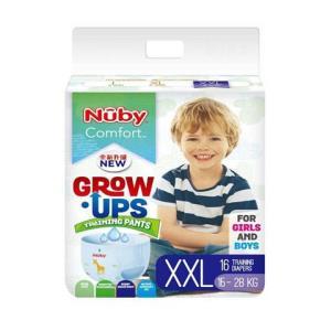 Nuby努比婴儿拉拉裤XXL16片4包装 138元