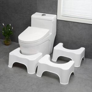 秉优马桶垫脚凳坐便凳蹲坑脚凳成人蹲便凳孕妇厕所坐便凳浴室如厕小凳*5件99.5元(合19.9元/件)