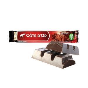 COTEDOR克特多金象牛奶巧克力条47g/条*2件 10.5元(合5.25元/件)