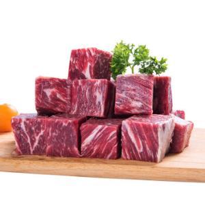 如康精品牛腩块500g/袋*6件+澳洲牛肉串300g/袋10串*2件 186.8元(需用券)