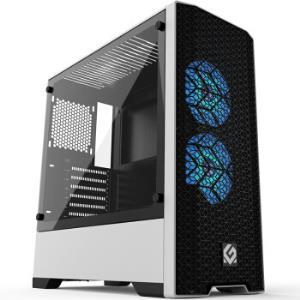 PHANTEKS追风者MG520Air钢化玻璃RGB电脑机箱 349元