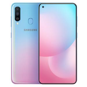 新色发售: SAMSUNG 三星 Galaxy A60元气版 6GB+64GB 蜜桃海盐 1429元包邮(需用券)