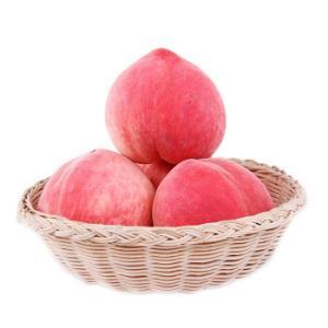 云依禾农庄陕西特级水蜜桃2.5斤*2件 22.8元包邮(双重优惠)