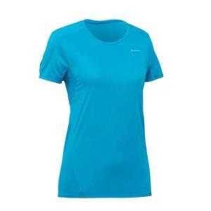 DECATHLON迪卡侬MH100女式山地徒步短袖T恤 19.9元