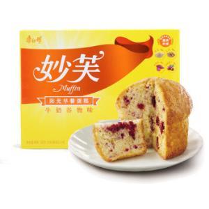 康师傅妙芙阳光早餐蛋糕192g(新老包装随机发送)*17件 72.3元(合4.25元/件)