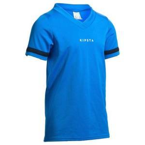 青少年橄榄球运动衫100-蓝色/黑色 19元