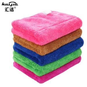 5条装 清洁家务洗碗布吸水抹布     ¥12