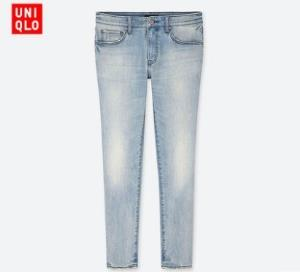 UNIQLO优衣库417634男士紧身牛仔裤 149元