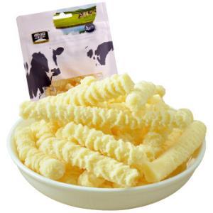 雪原原味奶酪条牛奶条奶酪棒内蒙古特产儿童零食150g*14件    108.6元(合7.76元/件)