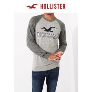 HollisterLogo款圆领运动衫男218948-1120元