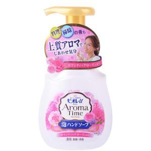 花王KAO碧柔泡沫型洗手液 玫瑰味230ml*3件 49.5元(合16.5元/件)