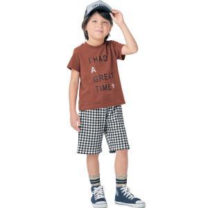 千趣会春夏秋男女童宝宝毛圈布棉质休闲中裤裤子E71246 82.6元