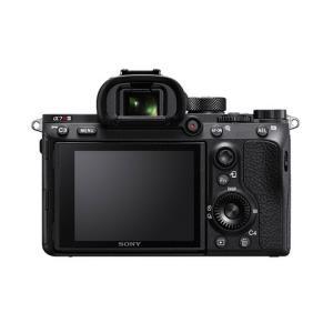 SONY索尼ILCE-7RM3全画幅无反相机套装(FE24-105mmf/4GOSS变焦镜头)    23799元