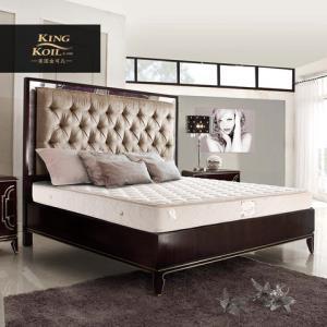 金可儿席梦思弹簧床垫1.5m床洲际升级款西雅图床垫8299元