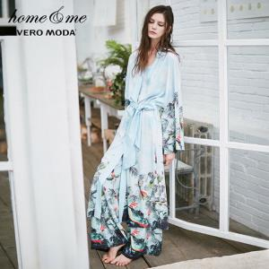 VEROMODA维莎曼3174R1503女款复古睡袍 159元
