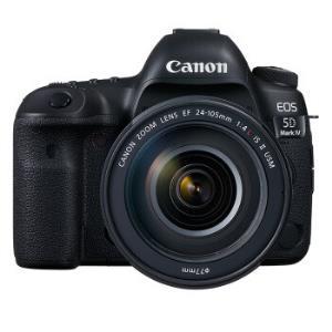 Canon佳能EOS5DMarkIV(EF24-105mmf/4LII)全画幅单反相机套机    21149元(需用券)