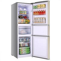 Ronshen/容声BCD-251WKD1NY三门冰箱1699元