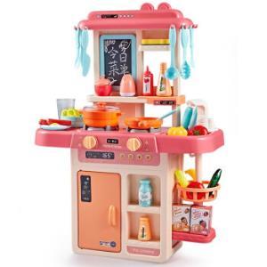 移动端:贝比谷过家家儿童玩具粉色36件套装68元包邮(需用券)