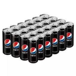 限辽吉黑:PEPSI百事无糖态度罐汽水碳酸饮料330ml*24罐*2件82.8元(双重优惠)
