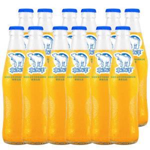 北冰洋桔汁味汽水碳酸饮料玻璃瓶汽水248ml*12瓶72元