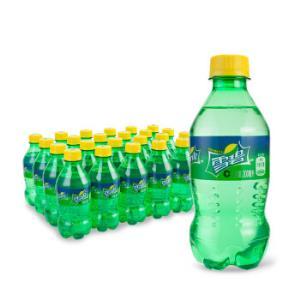 雪碧Sprite柠檬味汽水碳酸饮料300ml*24瓶整箱装可口可乐公司出品34.9元
