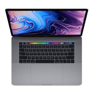Apple2019新品MacbookPro15.4带触控栏i916G512G深空灰笔记本电脑轻薄本MV912CH/A 19199元