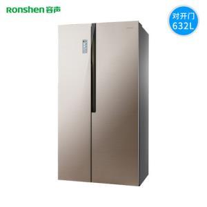 Ronshen容声BCD-632WD11HAP变频对开门冰箱3099元