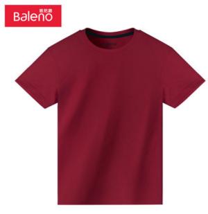 Baleno班尼路88502215男女款纯棉T恤*3件 71.82元(合23.94元/件)