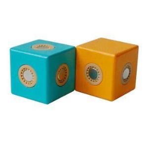 魔磁玩家原木磁力积木萌萌哒版百变多功能旋转磁力积木拼插儿童玩具婴儿宝宝玩具*3件    29.85元(合9.95元/件)
