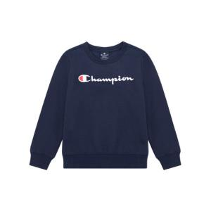 Champion童装男童胸前横向字母印花圆领长袖运动衫无帽卫衣3-14岁152.64元