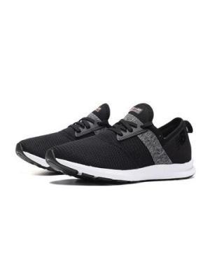 NB女鞋跑步鞋春季时尚系带低帮轻便休闲运动鞋WXNRGHA1WXNRGHA1黑色 269元
