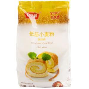 舒可曼低筋小麦粉蛋糕粉500g*16件 55元(合3.44元/件)