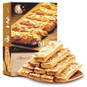 OCTOBERFIFTHBAKERY十月初五麦酥杏仁条80g*14件    108.6元(合7.76元/件)