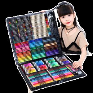 苏漫妮儿童绘画套装150件套33元(需用券)