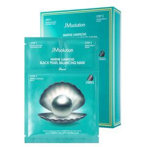 JMSOLUTION海洋黑珍珠平衡滋面膜30mlX10片 50元