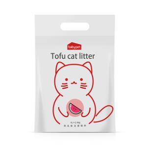 babypet宠物豆腐猫砂6L  ¥10