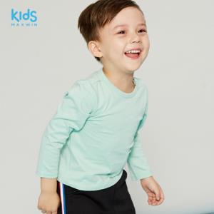 maxwin男小童18个月-4岁宝宝纯棉针织儿童长袖T恤春秋17334300329.5元