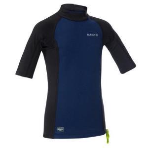 儿童短袖氯丁橡胶保暖防晒T恤-BlueBlack39.9元