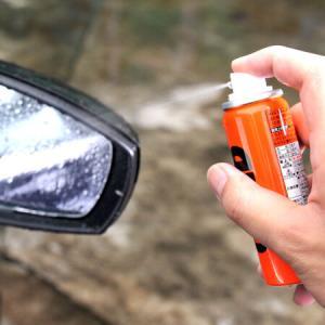 SOFT99雨中舞雨敌后视镜防雨剂倒车镜驱水剂40ml晴天即喷型 49.9元