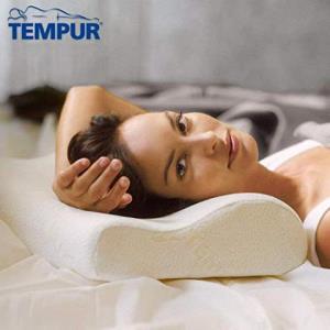 TEMPUR泰普尔丹麦原装进口慢回弹记忆棉记忆枕米黄色感温枕L730元