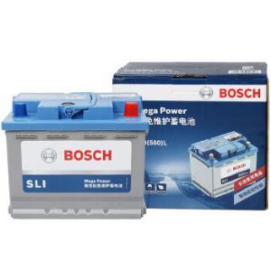 博世(BOSCH)汽车电瓶蓄电池免维护55B24L12V日产轩逸骐达逍客以旧换新上门安装309元